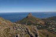 Widok na Signal Hill - Capetown