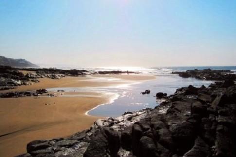 Plaża w Ballito
