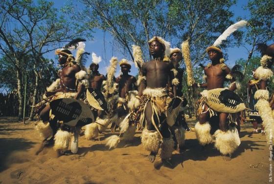 zulu-dancers