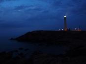 Casablanca - latarnia morska