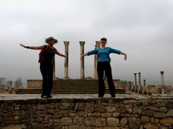 Ruiny Volubilis