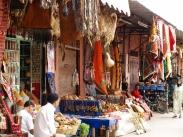 Marrakesz - kolory miasta