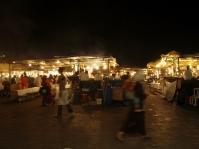 Marrakesz - El Fna