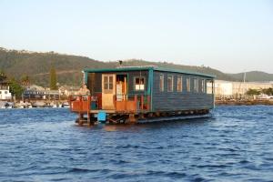 knysna-houseboat