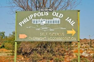 Phillipolois Old Jail