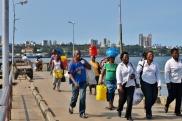 Maputo - droga do portu