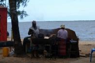 Maputo - kurczaki i ryby peri-peri