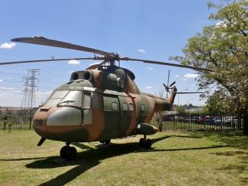 Helikopter bojowy SADF