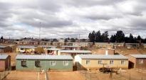Typowe domki w Soweto