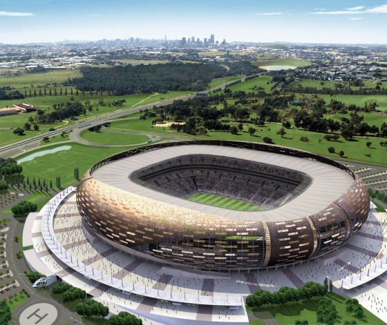 Soccer City - stadion FNB