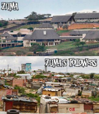 Zuma+and+followers