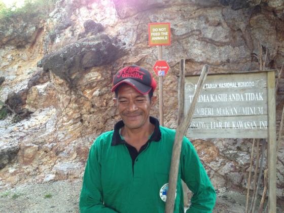 Rinca-guide