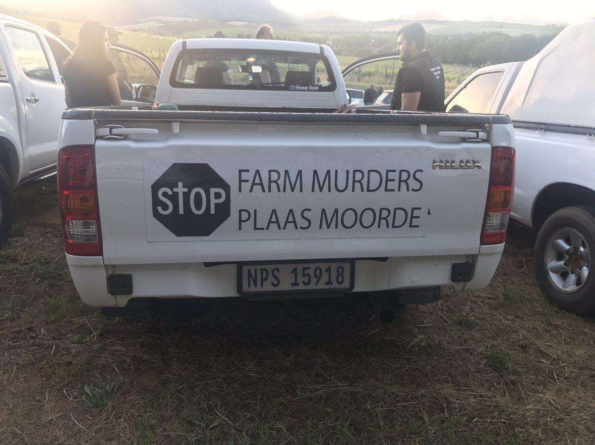 #BlackMonday - farmerzy przeciwko morderstwom na farmach